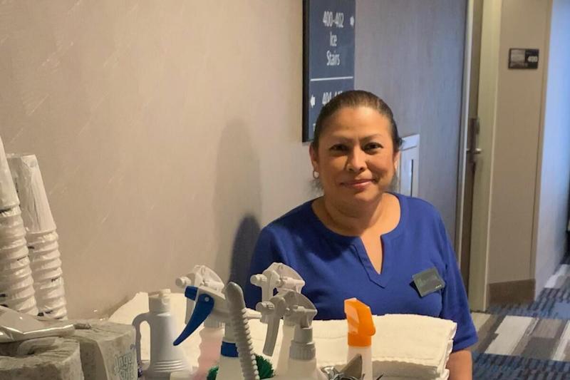 Aileron Management: Employee Spotlight: Marina Leiva Rivas